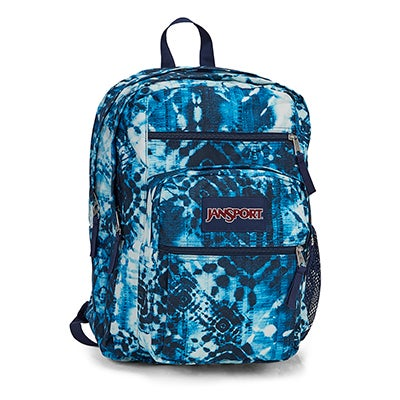 Jansport Big Student indigo mlt backpack