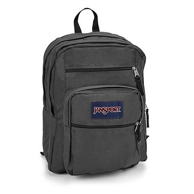 Jansport Big Student forge grey backpack