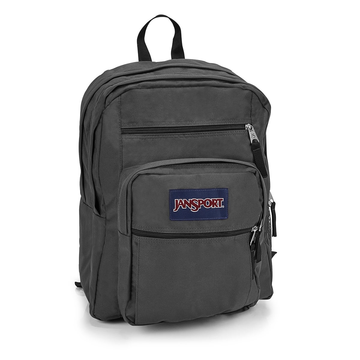 Unisex BIG STUDENT forge grey backpack