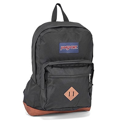 Jansport City View black backpack