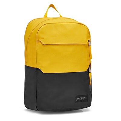 Jansport Ripley yellow/black backpack