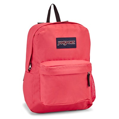 Jansport Hyperbreak rose blush backpack