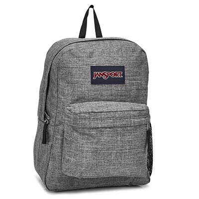 Jansport Hyperbreak heathrd gry backpack