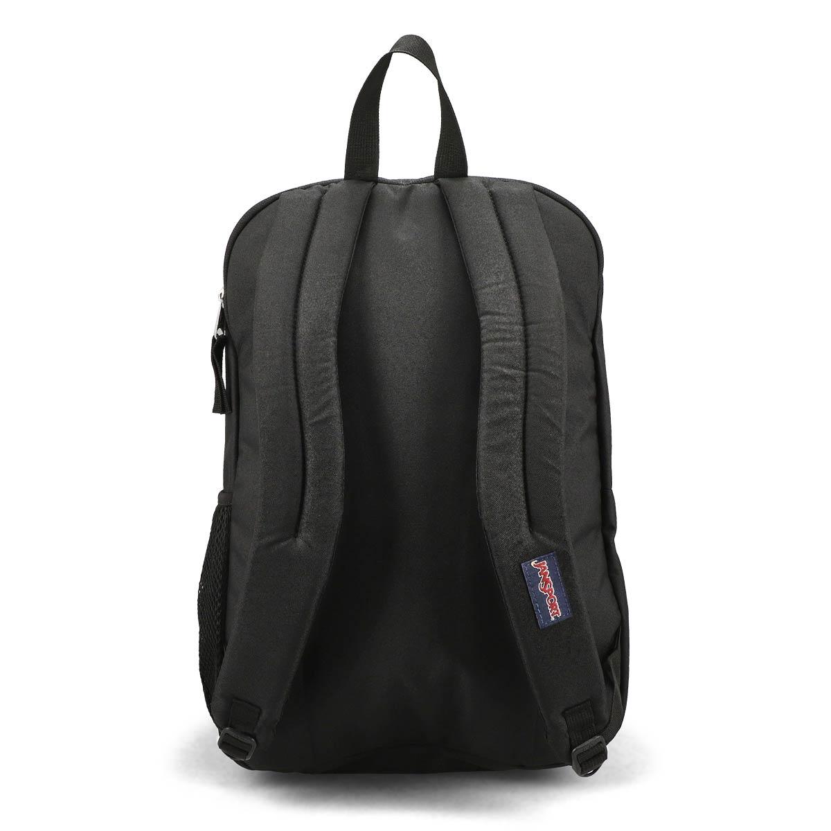 Jansport Big Student black backpack