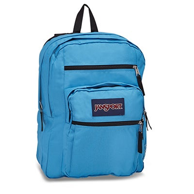 Jansport Big Student coast blue backpack