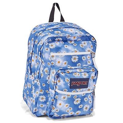 Jansport Big Student daisy haze backpack