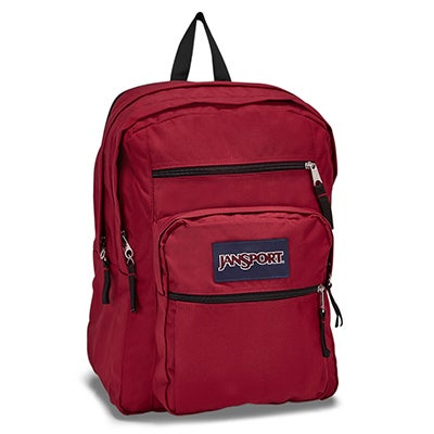 Jansport Big Student viking red backpack