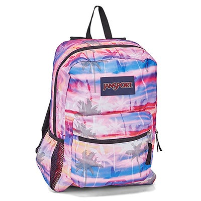 Jansport Cross Town palm prds backpack