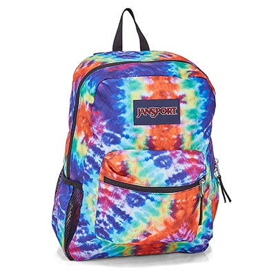 Jansport Cross Town hippiedays backpack