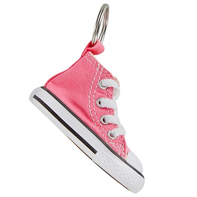 Converse CT Key Chain Hi pink