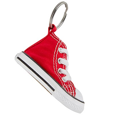 Converse CT Key Chain Hi red