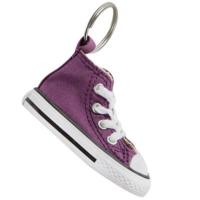 Converse CT Key Chain Hi purple
