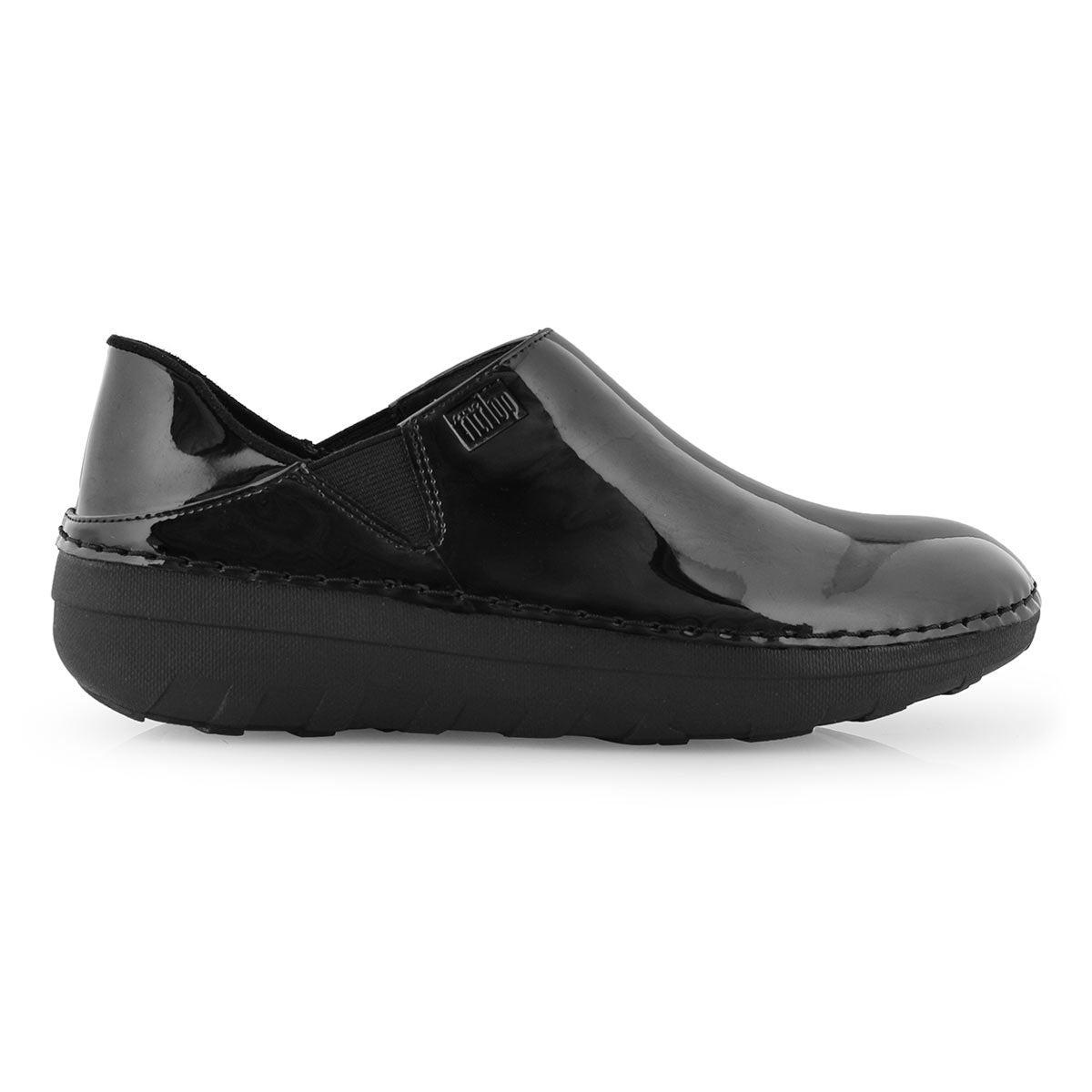 Lds Superloafer black casual loafer