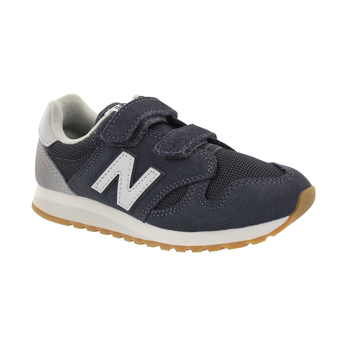 Boys' 520 blue/white sneakers