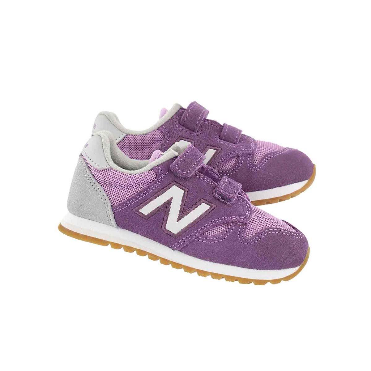 Infs-g 520 purple/white sneaker