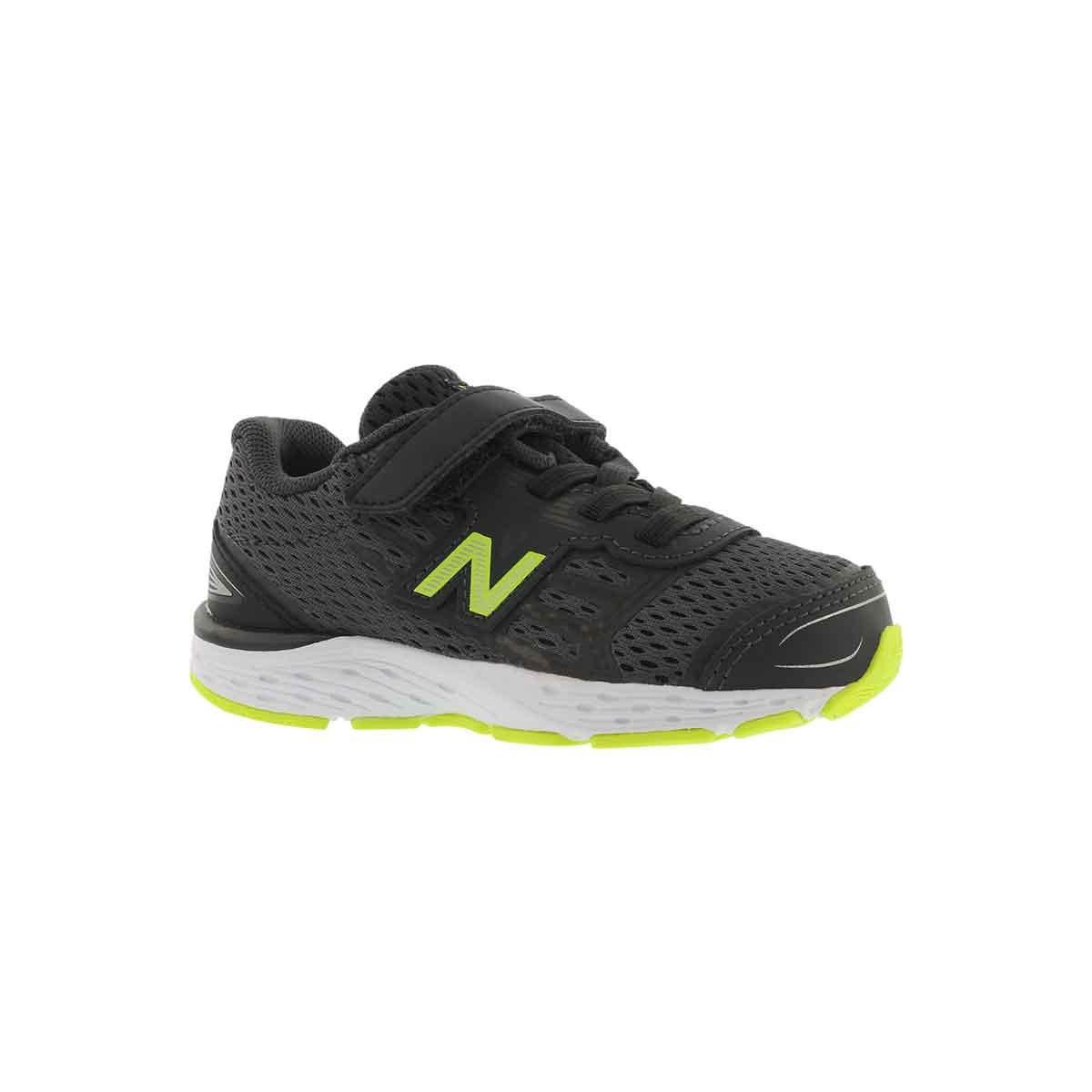 Infants' 680v5 magnet/hilite sneakers - Wide