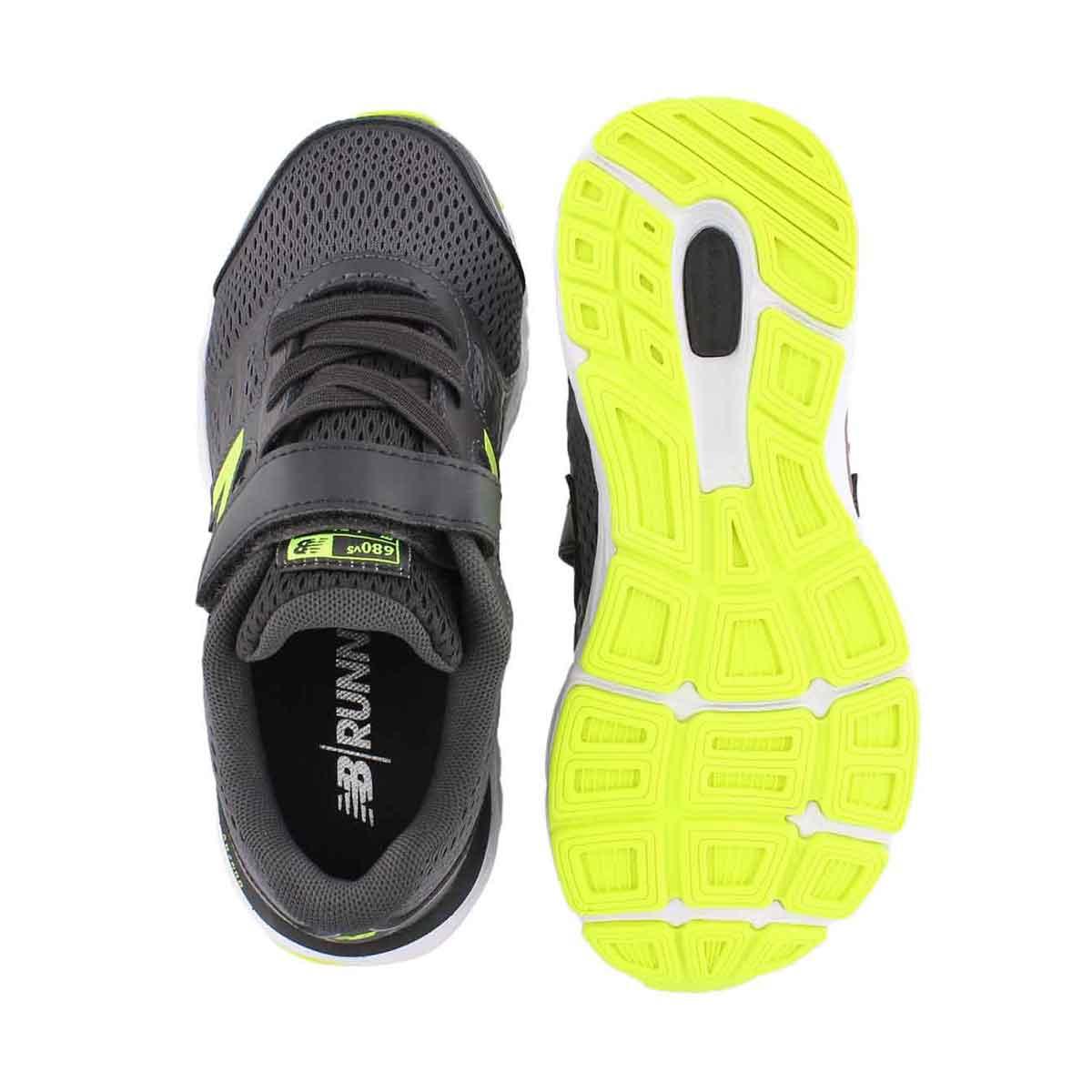 Bys 680v5 magnet/hi-lite sneaker-wide