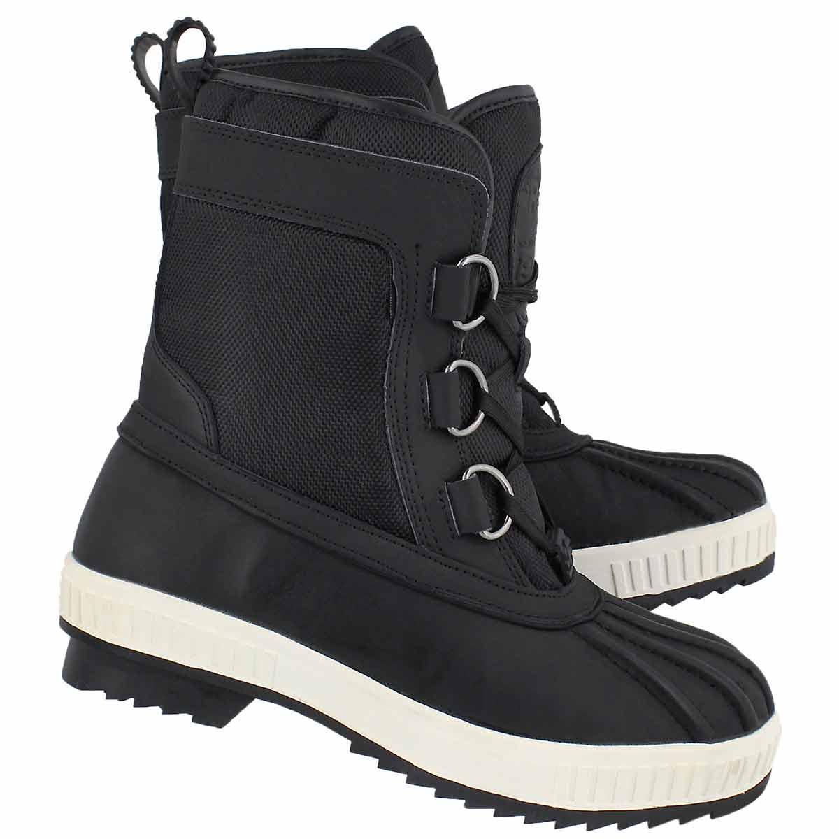 Lds Kai blk/blk wtpf winter boot