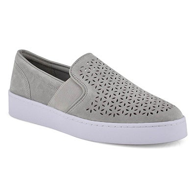Lds Kani lt gry casual slip on loafers
