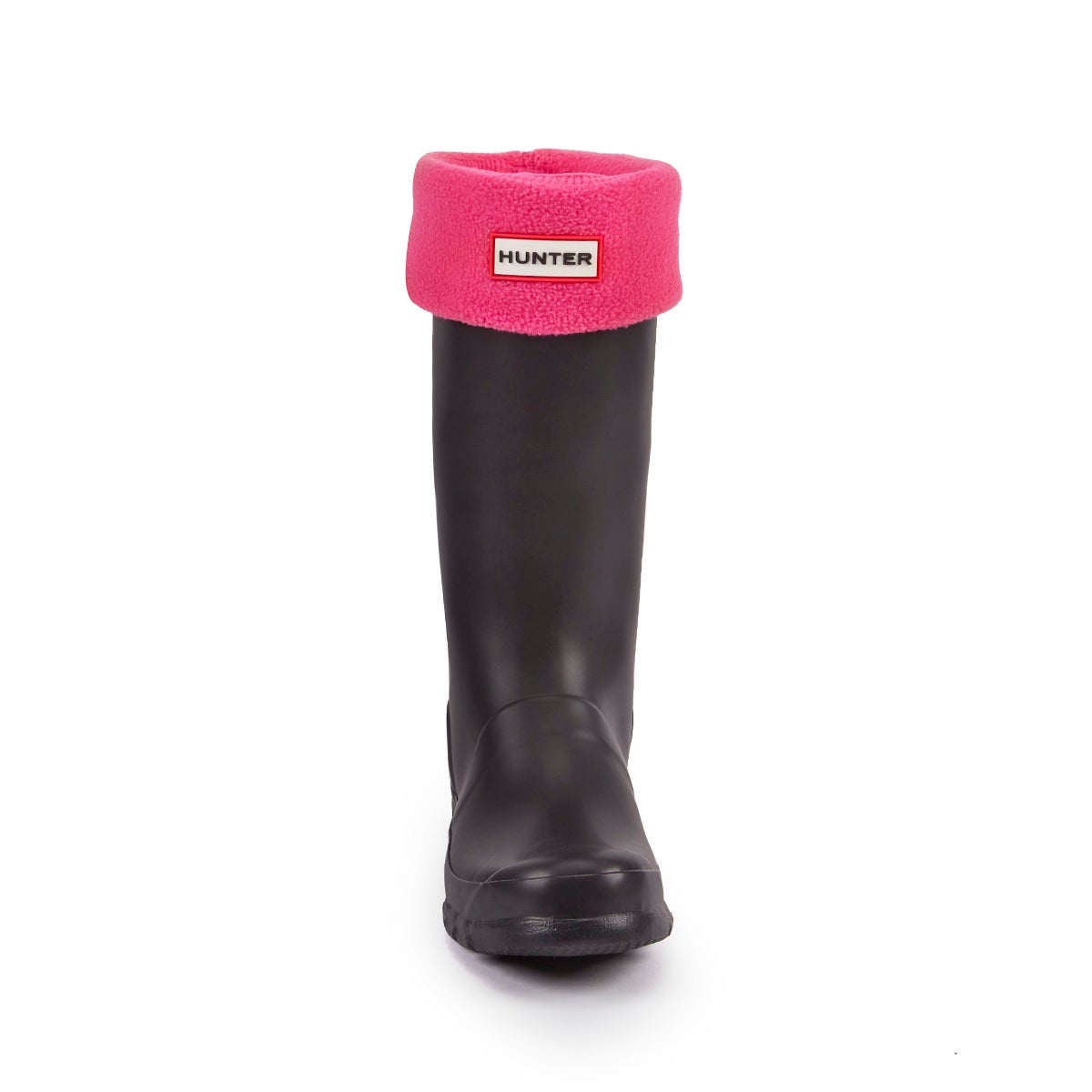 Chausson Boot Sock, fuchsia, enfants