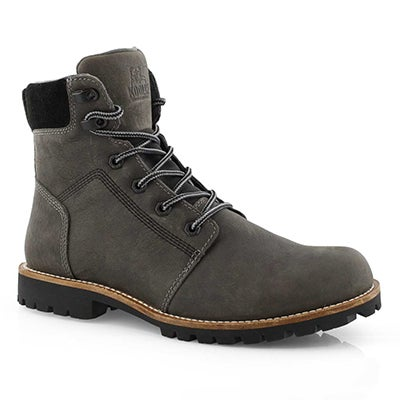 Mns Thompson grey wtpf ankle boot
