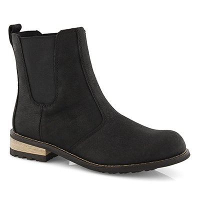 Lds Alma black wtpf chelsea boot