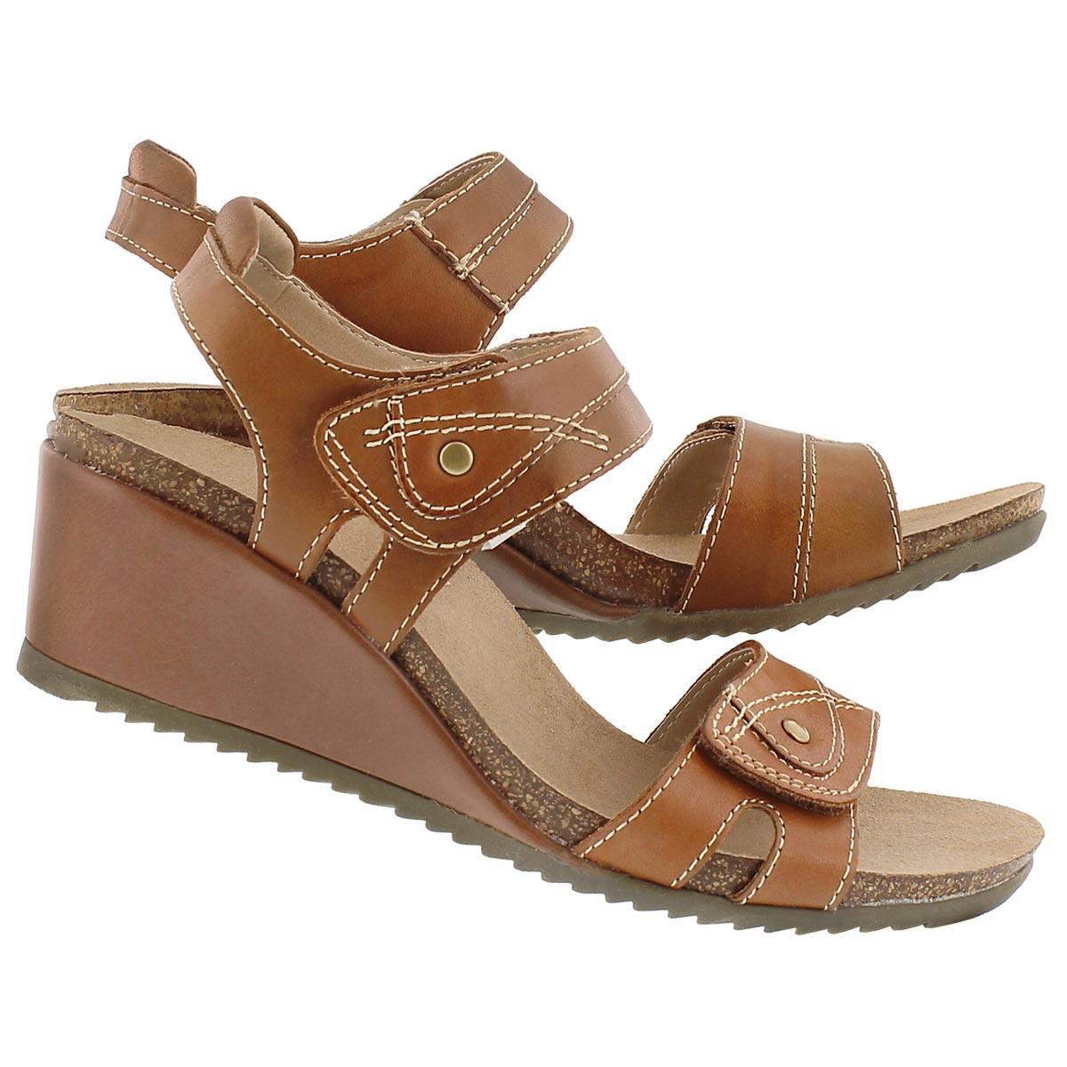Sandale comp brun KEIRA, fem