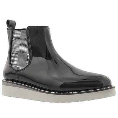 Cougar Women's KENSINGTON bk pld waterproof chelsea boots