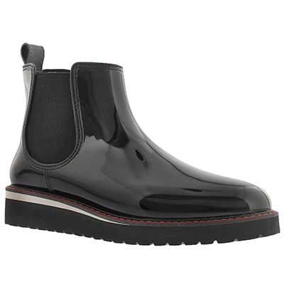 Cougar Women's KENSINGTON blk waterproof chelsea boots