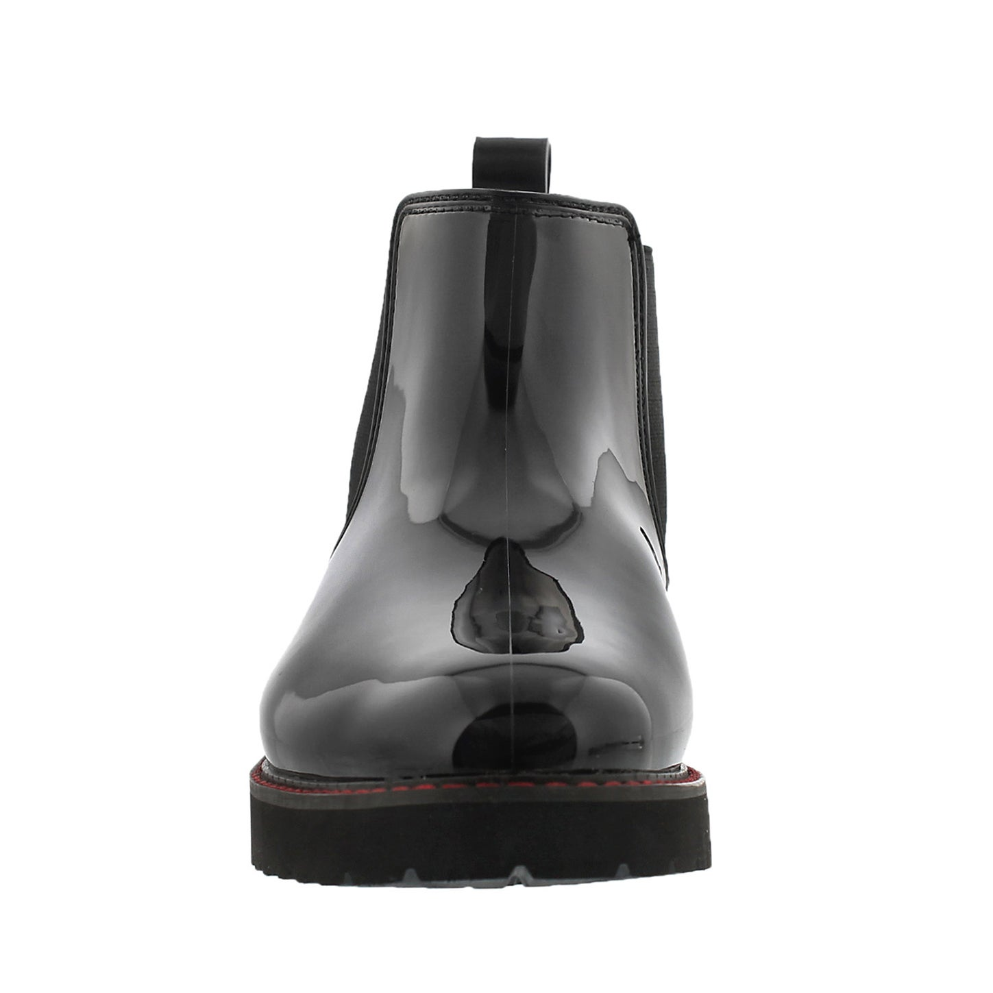 Lds Kensington black wtpf chelsea boot