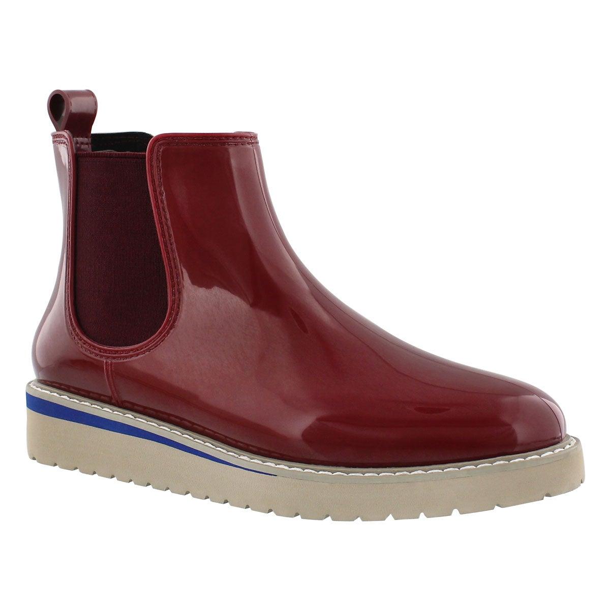 Lds Kensington port wtpf chelsea boot