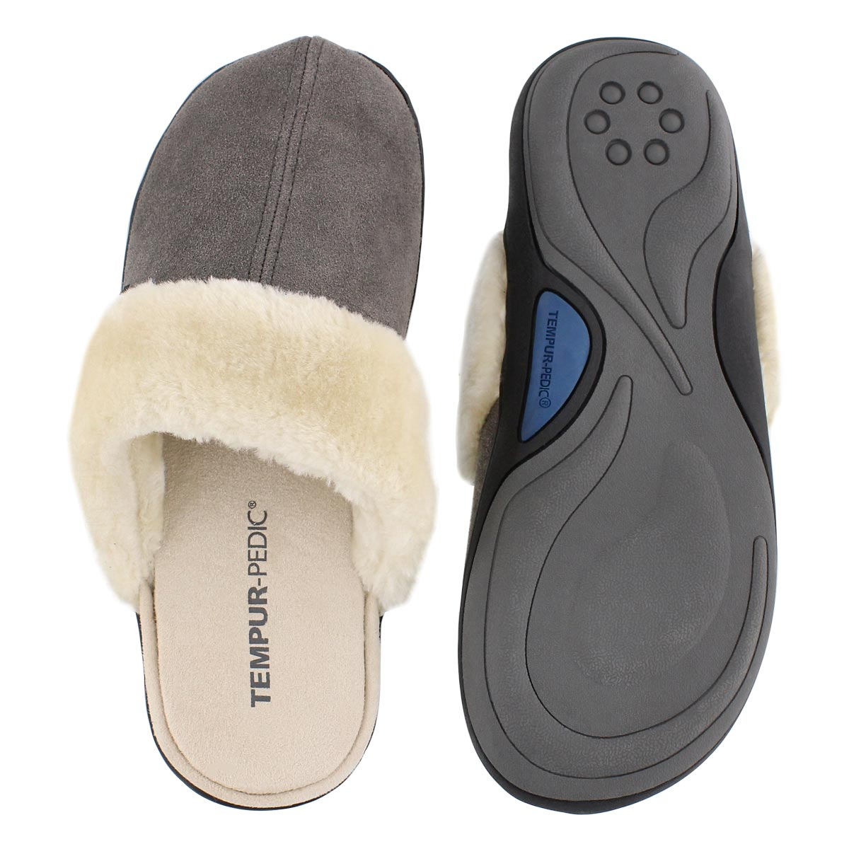 Lds Kensley shale open back slipper