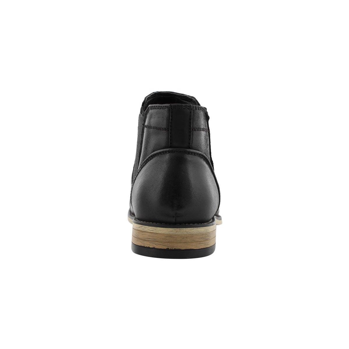 Mns Keridan black chelsea boot