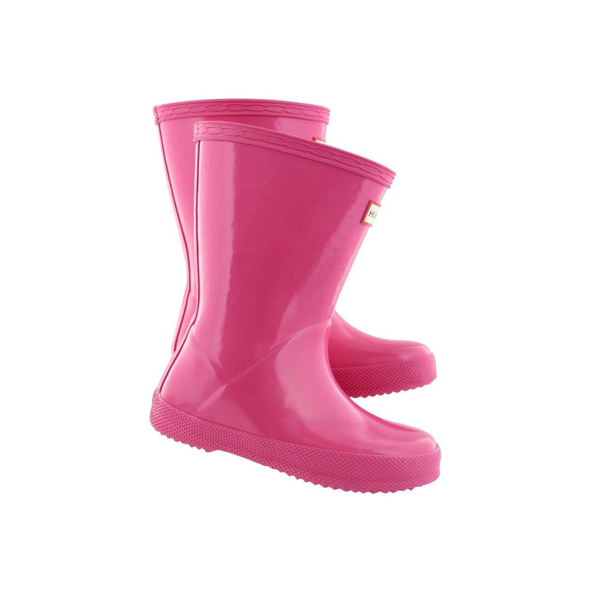 Infs-g First Classic Gloss fch rain boot