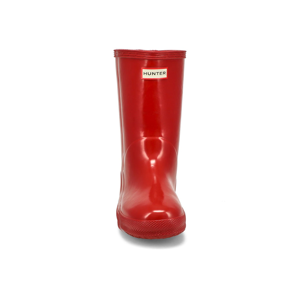 Infs First Classic Gloss red rain boot