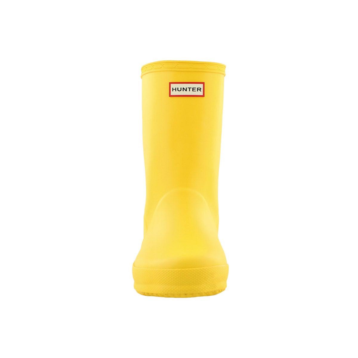 Inf-g First Classic sunlight  rain boot