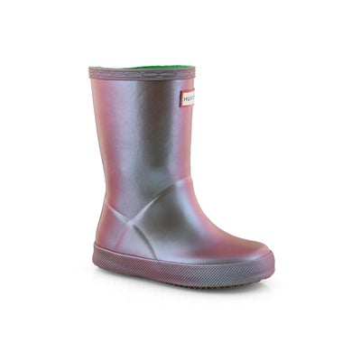 Infs First Clsc Nebula element rain boot