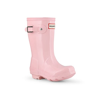Infs Original Little Gloss pnk rain boot