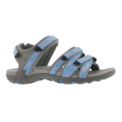 Lds Khaleesi blue/purple sport sandal