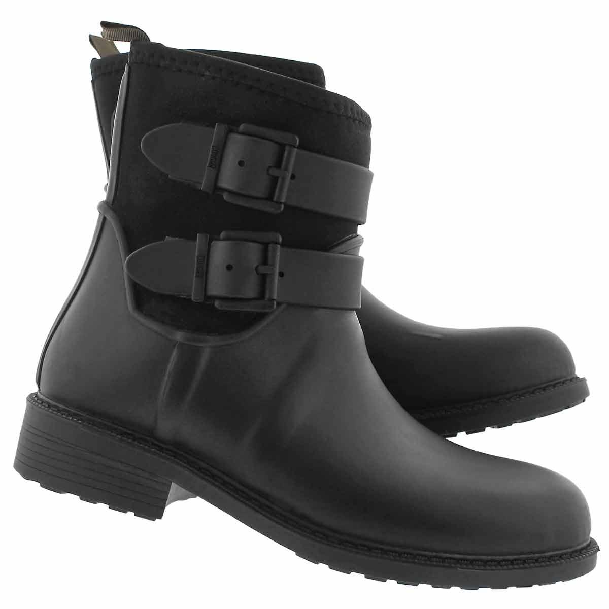 Lds Kismet blk wtpf rain boot