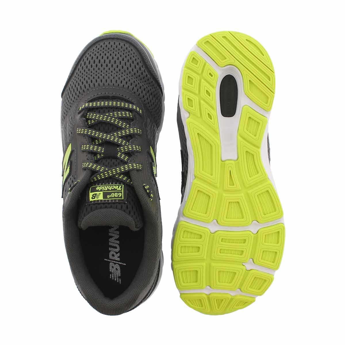 Bys 680v5 magnet/hi-lite sneaker- wide