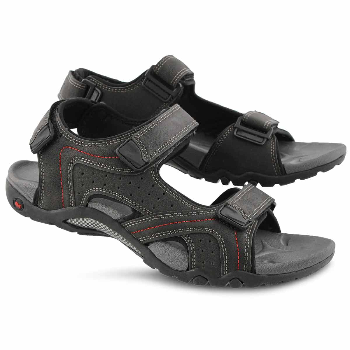 Sandale sport 3brides, Kraznys2, nr, hom