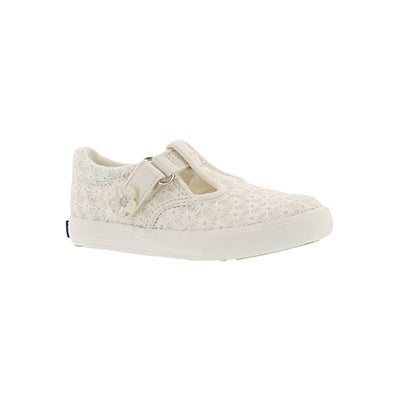 Keds Infants' DAPHNE ivory casual sneakers