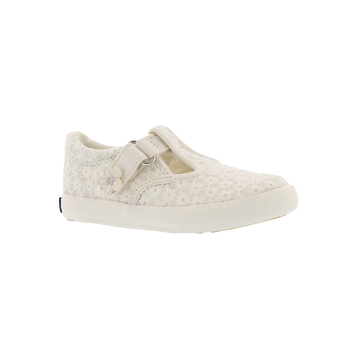 Infants' DAPHNE ivory casual sneakers