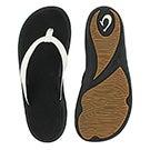Lds Kulapa Kai white thong sandal