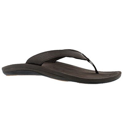 OluKai Women's KULAPA KAI dark java thong sandals