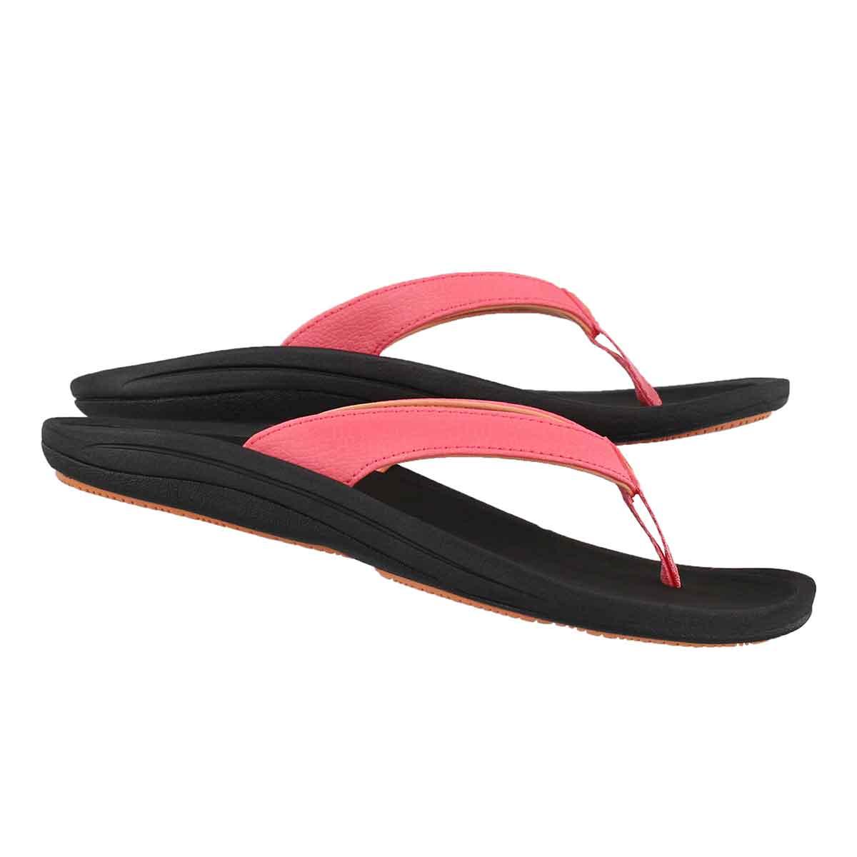 Lds Kulapa Kai guava jelly thong sandal