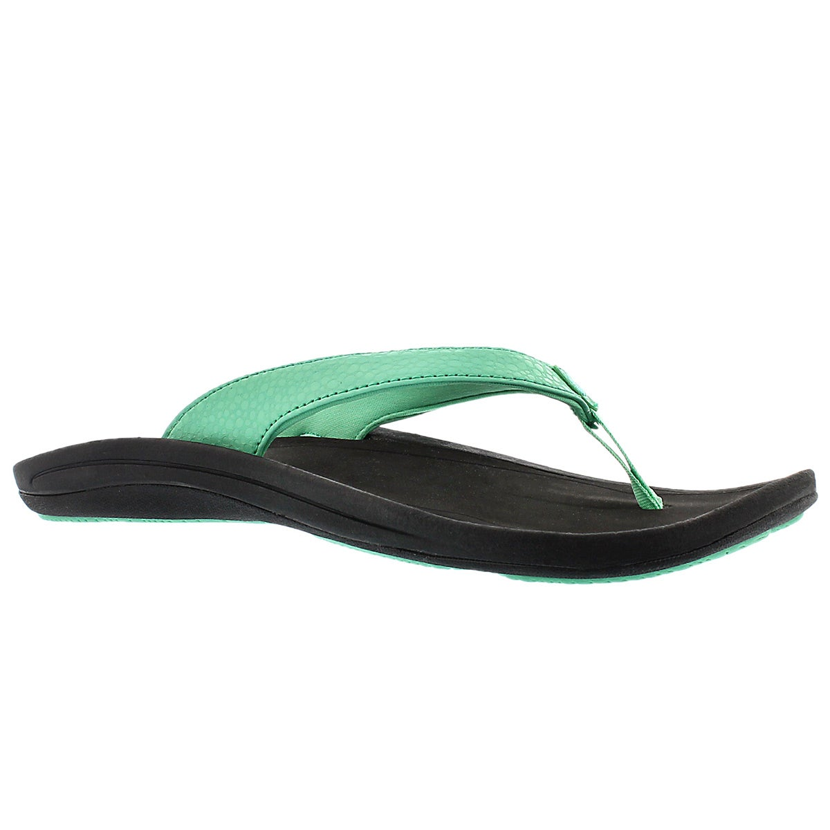 Women's KULAPA KAI pale jade thong sandals