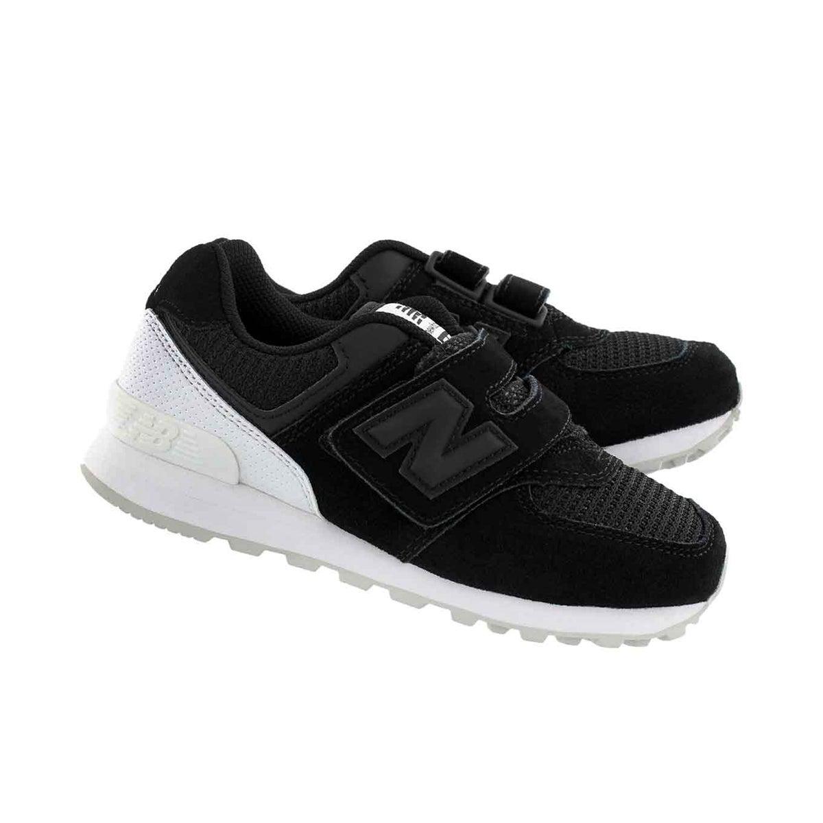 Bys 574 black/white sneaker