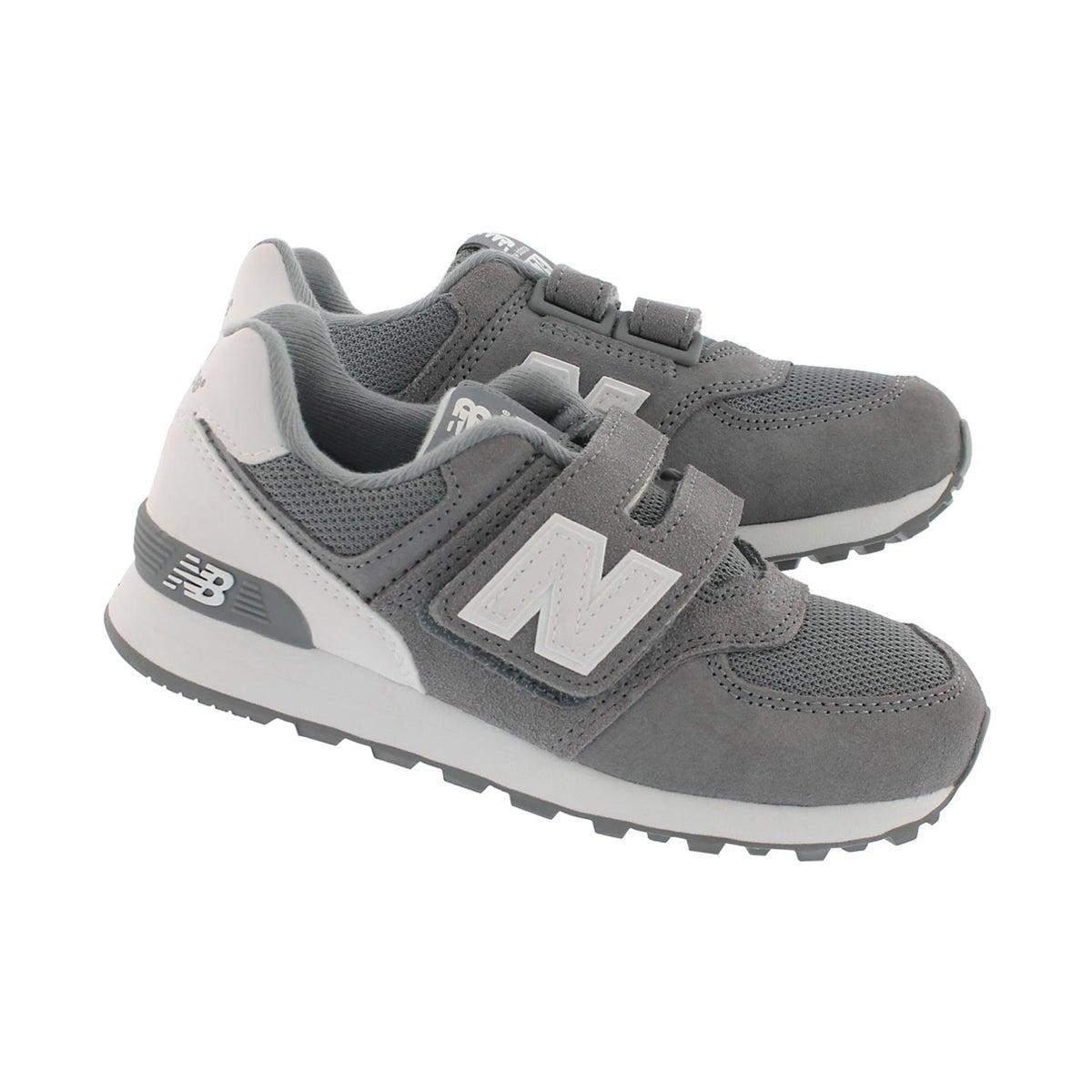 Bys 574 grey/white sneaker